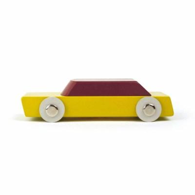 아이코닉토이즈 Floris Hovers Duotone #2 원목자동차 장난감