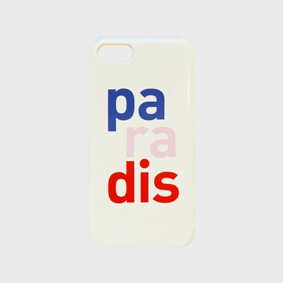 Paradis iPhone case - 유광케이스