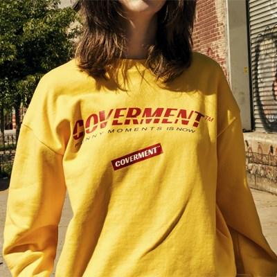 The Universe SweatShirts_Yellow