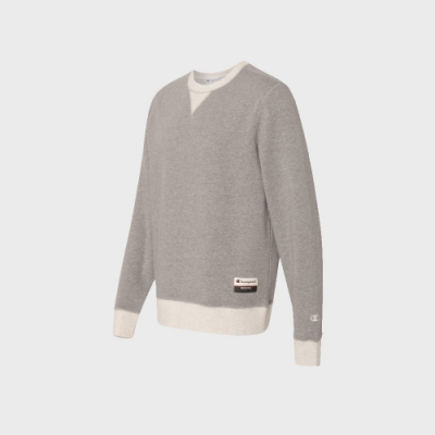 [CHAMPION USA] ORIGINAL SUEDED FLEECE CREWNECK (4 COLORS)