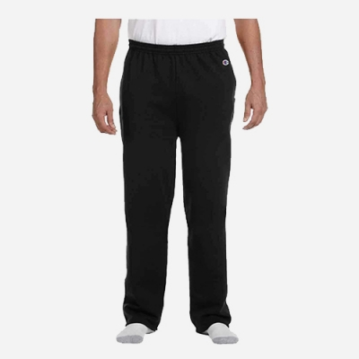 [CHAMPION USA] P800 ECO FLEECE OPEN BOTTOM PANTS (2 COLORS)