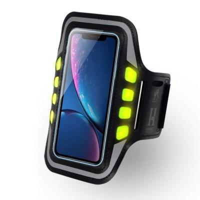 HICKIES 아이폰XR LED 라이트 고급 스포츠 암밴드_(932743)