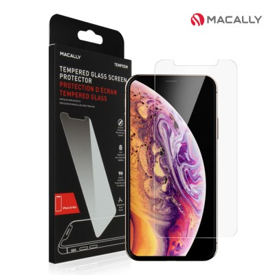 [iPhoneXSMax]아이폰XSMax 액정보호 강화유리 필름 TEMPXSM