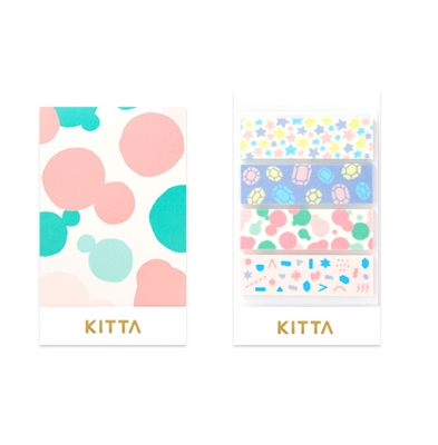 [KITTA] 포켓형 마스킹 테이프_KIT011 스타