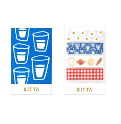 [KITTA] 포켓형 마스킹 테이프_KIT012 브레드