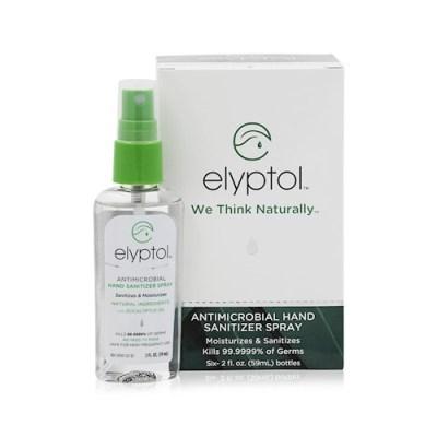 [세븐허브] Elyptol 항균 손소독제 스프레이 59ml-6팩