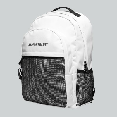 [선착순 사은품 증정] BLACK LABEL BACKPACK - WHITE