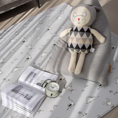 다이노월드 양면쿠션 놀이방매트
