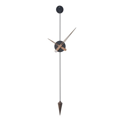 와이어벽시계/펜듈럼/BK