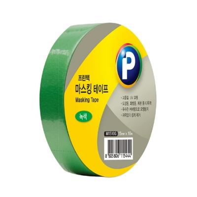 마스킹테이프(녹색/M1510G/15mmx10m)