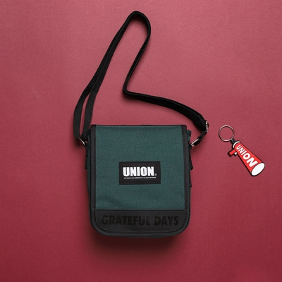 UNION COVER CROSS BAG - GREEN_(1114136)