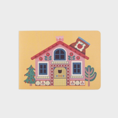 Oink House NOTEBOOK