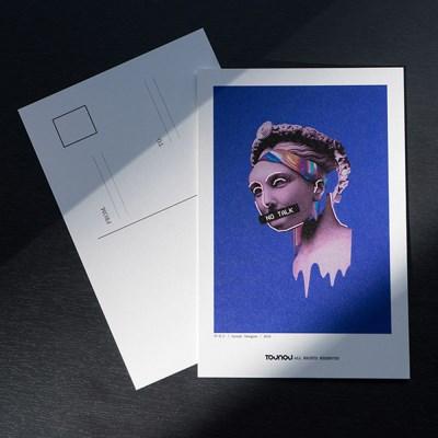 뚜누 비너스 일러스트 엽서 카드