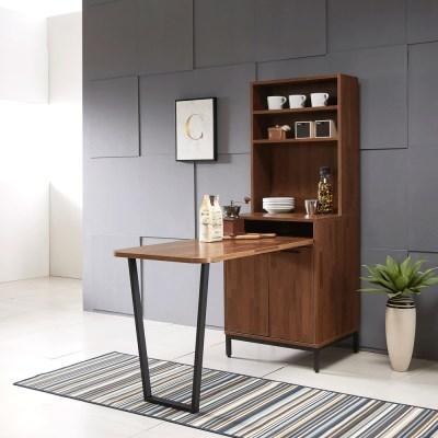 홈잡스 벨라 시리즈 주방 수납장 식탁세트 BL8012