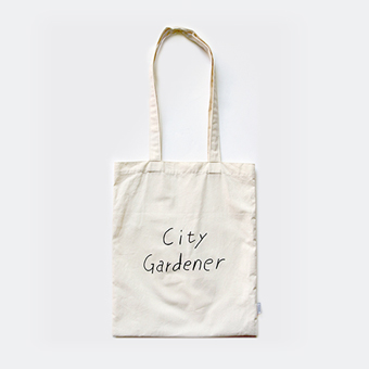FLASK city gardener bag A_black