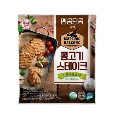 [20팩] 갈릭 스테이크 (밀스원 올뉴프로틴 맵콩달콩)