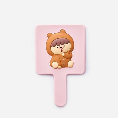 마니 손거울(핑크)