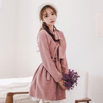 미니 핑크 허리치마Ⅰ_(1056043)