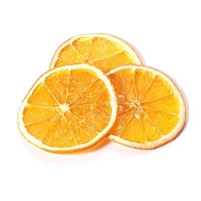오렌지슬라이스3개