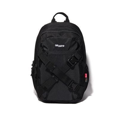 CORDURA X-FINISH BACKPACK - BLACK_(1145313)