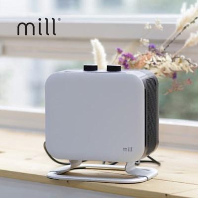 밀 북유럽 전기온풍기 PTC온풍기 MILL1802PHW