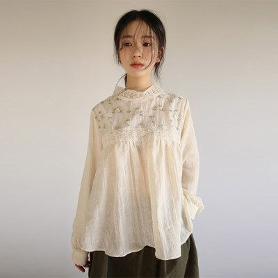embroidery york lace blouse_(1121593)