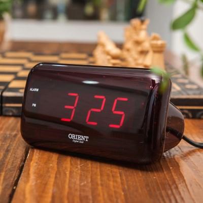 오리엔트 OT501CD 간편한 코드연결 스누즈알람 디지털시계 OT501