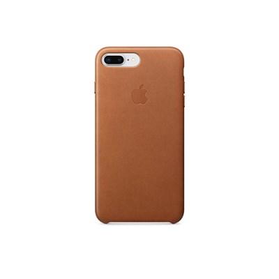 iPhone 8 & 7 Plus 가죽 케이스 - 새들 브라운 [MQHK2FE/A]