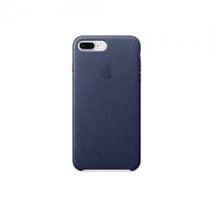 iPhone 8 & 7 Plus 가죽 케이스 - 미드나이트 블루 [MQHL2FE/A]