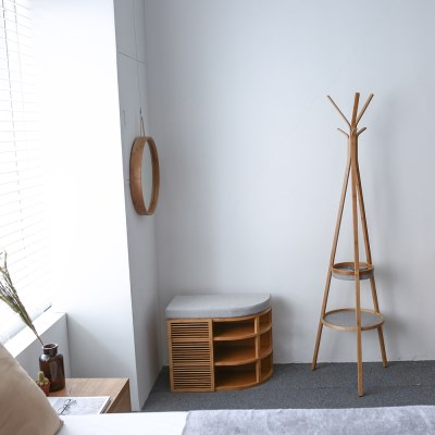 대나무 옷걸이 Bamboo Pocky coat rack_(618303)