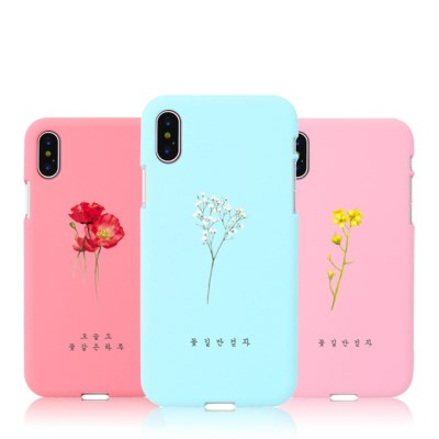 [TryCozy]꽃길 소프트 케이스(LG폰)