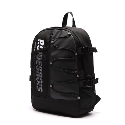[로아드로아] TWO FACE BACKPACK (BLACK)_(950078)