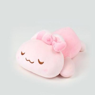 시로탄 토끼 인형 꿀잠 쿠션 방인테리어_(1562399)