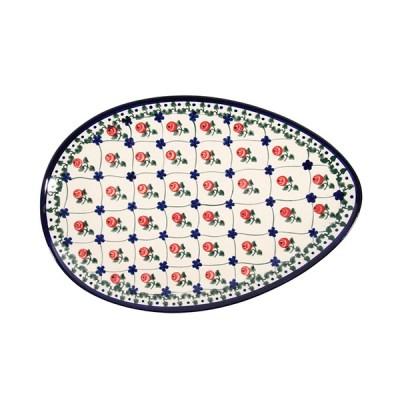 밀레나 라지조개접시 2종 택1(데이지/로즈)_(736724)