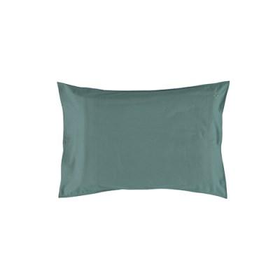 카모마일런던 솔리드 베개커버 40x60cm - teal