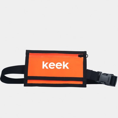 Keek 월렛 벨트백 - Orange