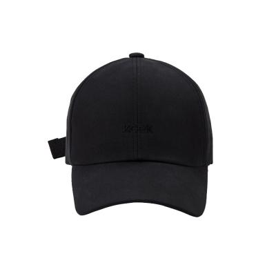 Keek 버클 캡 - Black