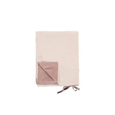 카모마일런던 투톤 이불커버 싱글 - blush&pink