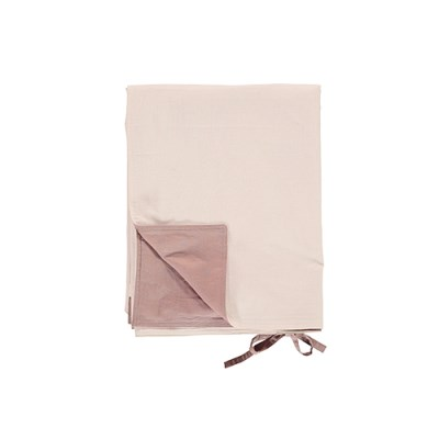 카모마일런던 투톤 이불커버 퀸 - blush&pink
