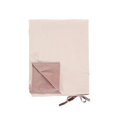 카모마일런던 투톤 이불커버 킹 - blush&pink