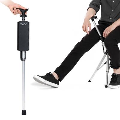 (유재*의자)휴대용 지팡이의자_시트스틱_타다체어_(619550)