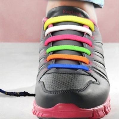 [특허정품] 갓샵 매듭없는신발끈 실리콘신발끈 고무줄신발끈