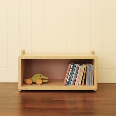 Blokk Bookcase Small