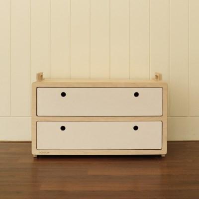 Blokk Dresser