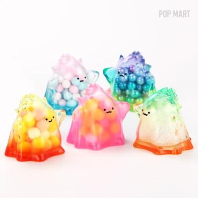 [팝마트코리아 정품 판매처] 유키-컬러 투명 시리즈_박스