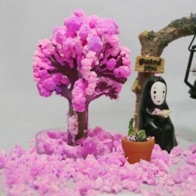 매직 사쿠라 요술 벚꽃나무 인테리어 소품