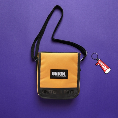 UNION COVER CROSS BAG - YELLOW_(1126911)