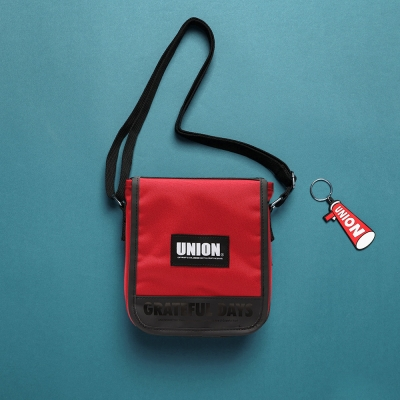 UNION COVER CROSS BAG - RED_(1126913)