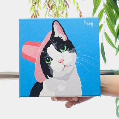 [텐텐클래스] (마포) 팝아트 초상화 클래스