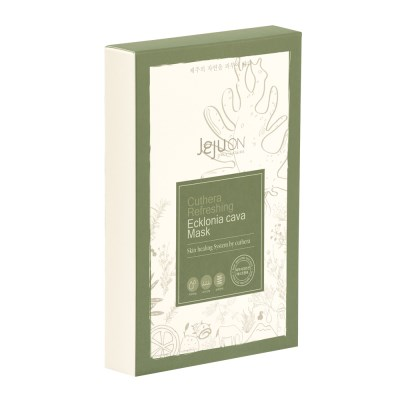 제주온 큐테라 리프레싱 감태 마스크(6개입)